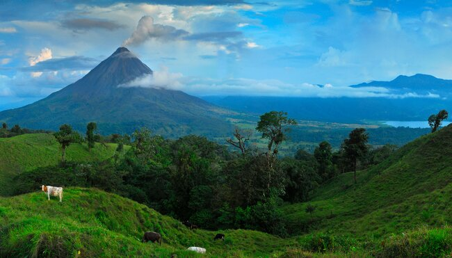 Costa Rica naturnah erwandern