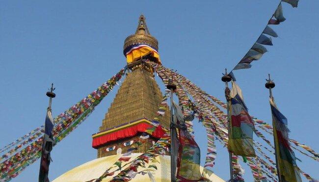 Nepal - Manaslu Umrundung