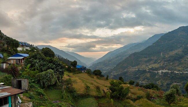Nepal - Annapurna Komfort