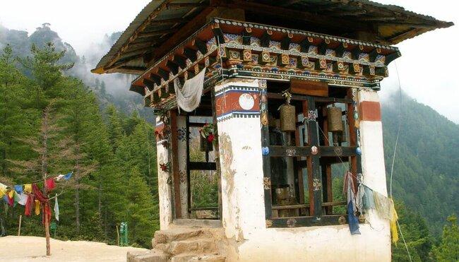 Nepal und Bhutan mit Charme
