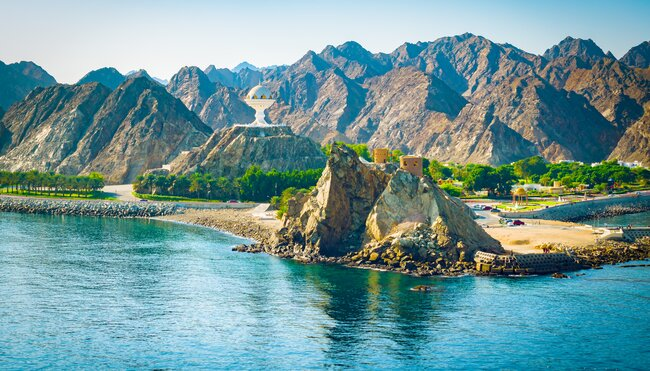 Omans Highlights erleben