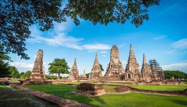 Thailands Höhepunkte erleben