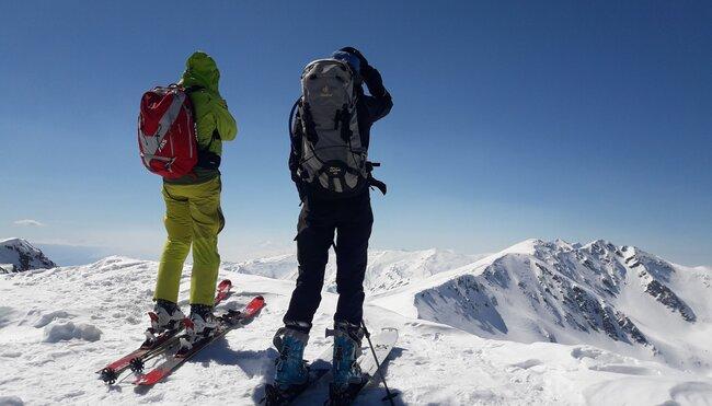 Skitourenwoche auf dem Balkan