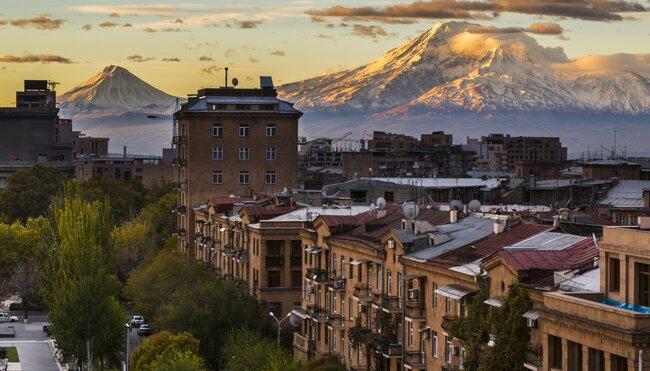 Armenien - Natur und Kultur im kleinen Kaukasus
