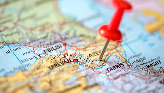 Die Highlights des Kaukasus erleben