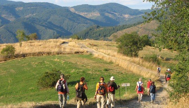 Bulgariens Highlights erwandern