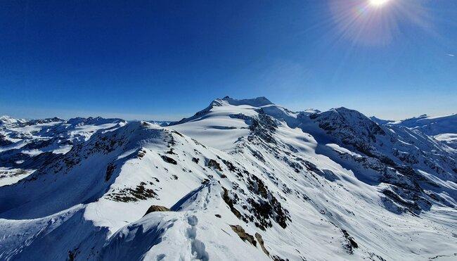 Ski-Transalp: Alpenüberquerung Oberstdorf - Cevedale (3.769 m) mit Ski
