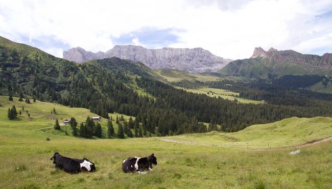 Durchquerung Dolomiten
