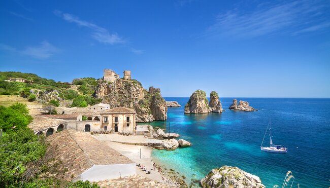 Siziliens Highlights erwandern