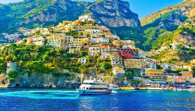 Amalfi und Sorrento gemütlich erwandern