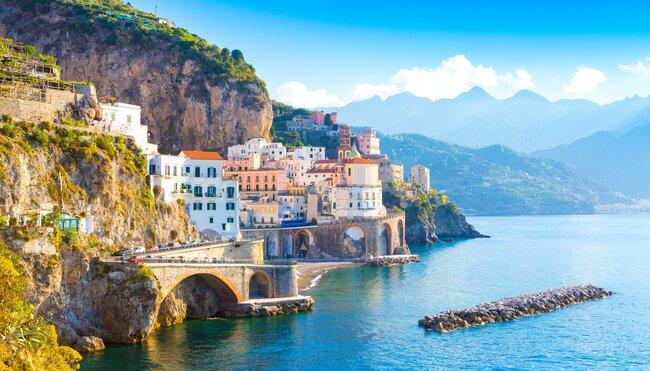 Der Amalfi Höhenweg - Trekking am Weg der Götter