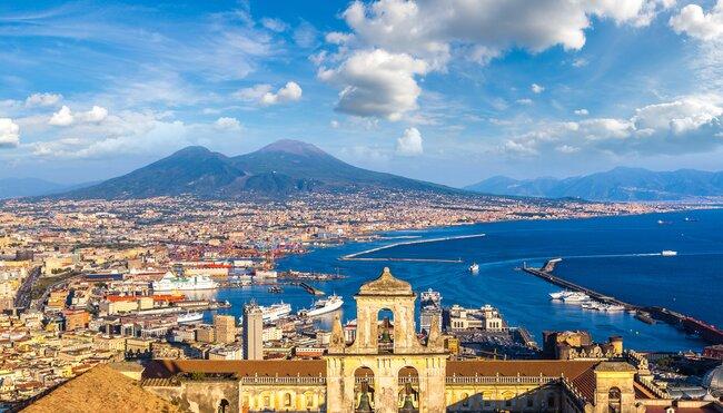Die Highlights im Golf von Neapel erleben