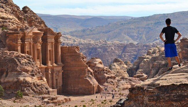 Jordanien - im Reich der Nabatäer