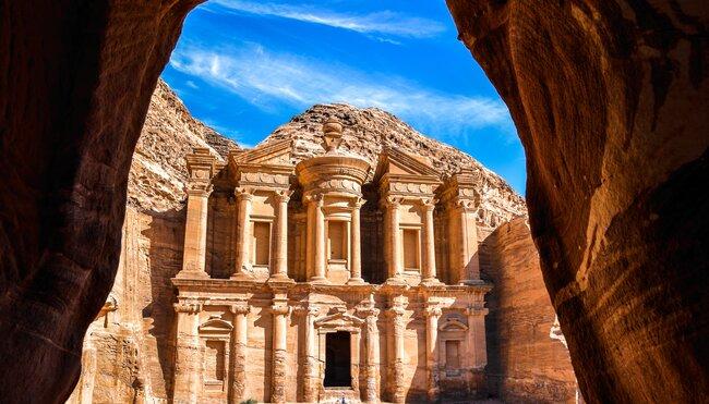 Silvester in Jordanien