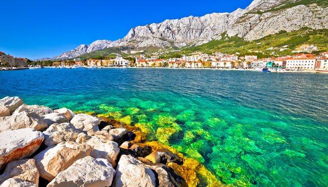 Kroatien - Küste und Gebirge Dalmatiens für Singles und Alleinreisende