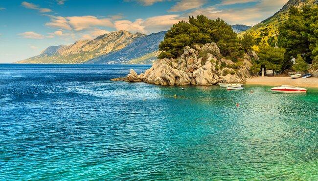 Kroatien - Dalmatien gemütlich erwandern