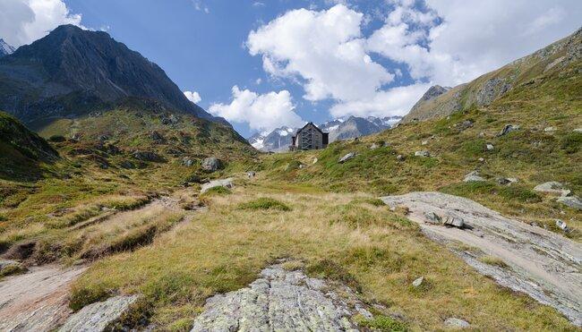 Alpine Multisportwoche - Basiskurs Bergsteigen in den Stubaier Alpen