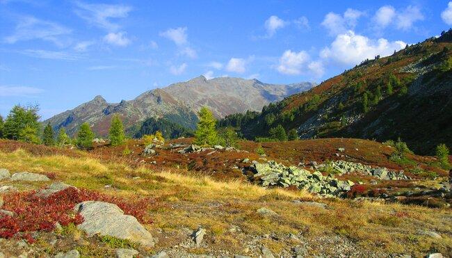 Tirol gemütlich erwandern
