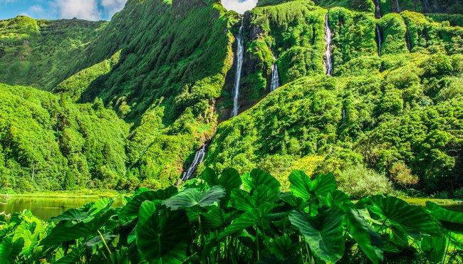 Azoren - Flores, das westlichste Abenteuer Europas