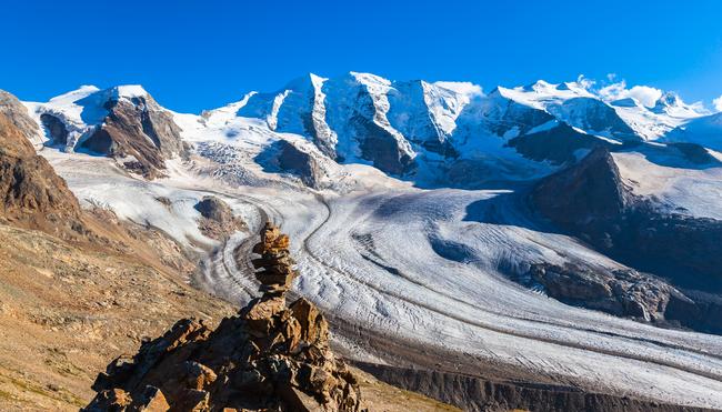 Das Oberengadin gemütlich erwandern - die Bergwelt rund um St. Moritz