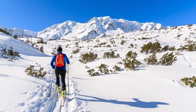 Skitouren in der Hohen Tatra