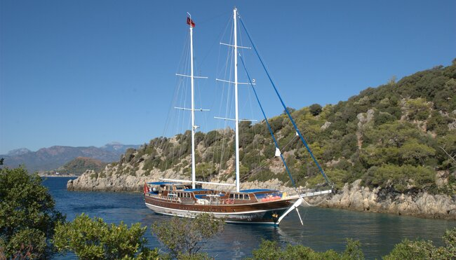 ASI Wanderkreuzfahrt - die türkische Ägäis
