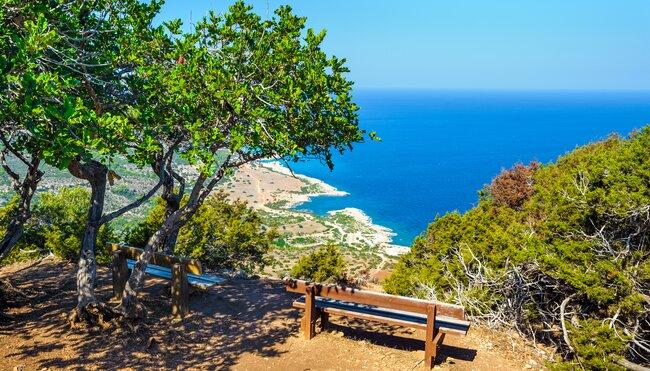 Zypern gemütlich erwandern