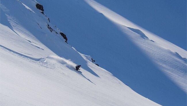 Norwegen - Skitouren auf der Insel Senja