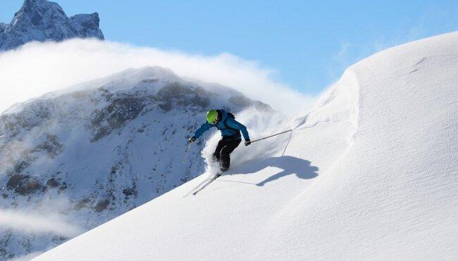 Ski-Plus am Arlberg - Tiefschnee und Freeride im Mekka des Skisport