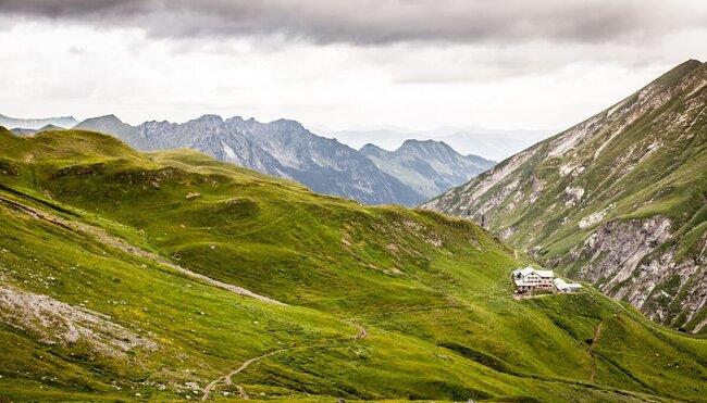 Alpenüberquerung Oberstdorf - Meran mit Similaunbesteigung