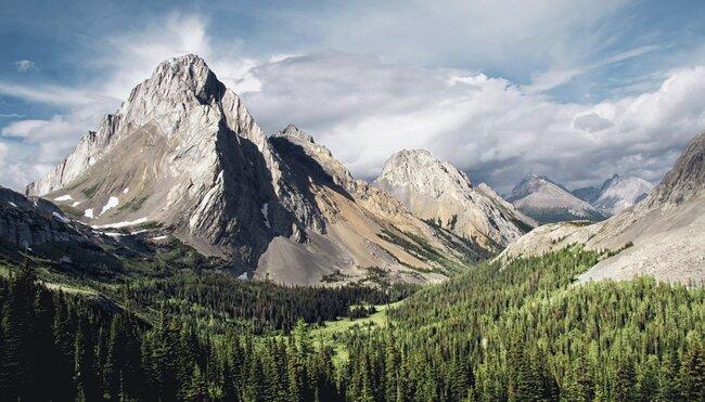 Kanada - Die Bergwildnis der Rockies