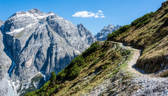 Stubaier Alpen für Singles und Alleinreisende