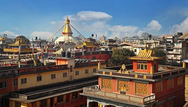 Nepal Everest - auf unbekannten Pfaden erwandern
