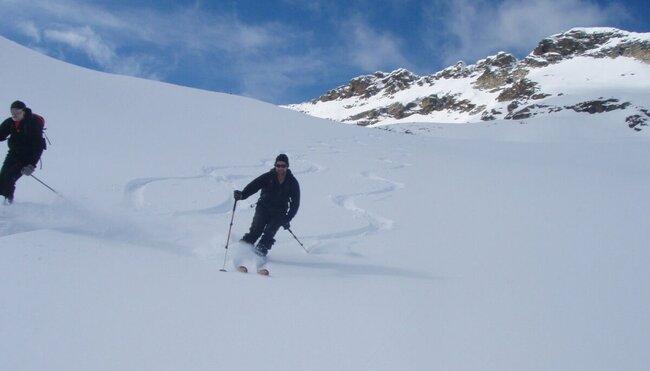 Skitouren Osttirol - im idyllischen Defereggental