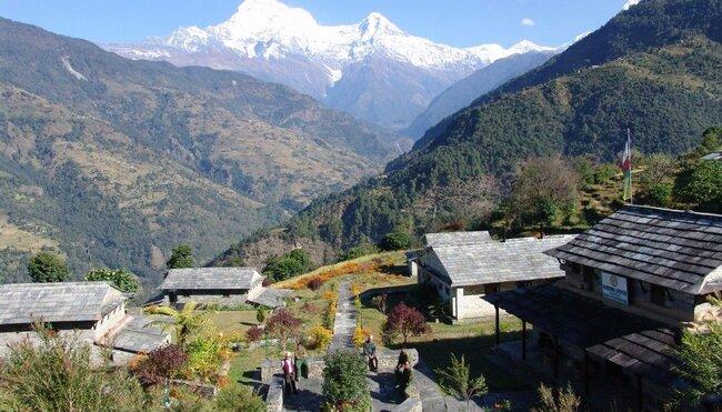 Nepal - Annapurna komfortabel erwandern