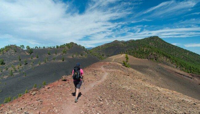 La Palma gemütlich erwandern