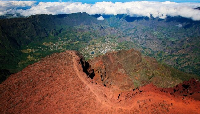 Die Highlights von La Réunion erwandern