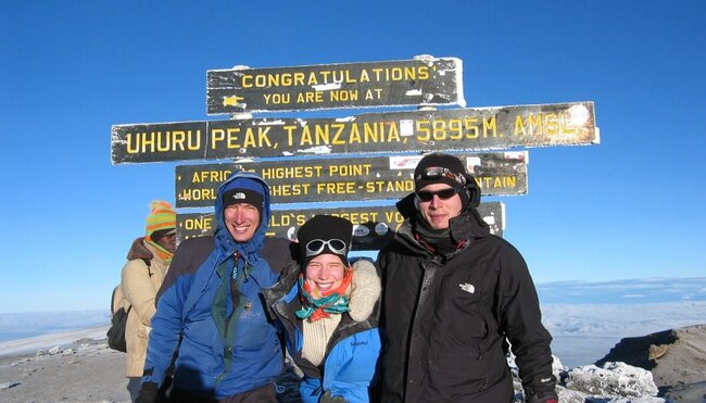 Kilimanjaro - Northern Circuit