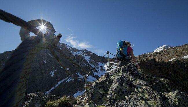 Hochtouren-Durchquerung der Ötztaler Alpen mit Wildspitze (3.772 m)