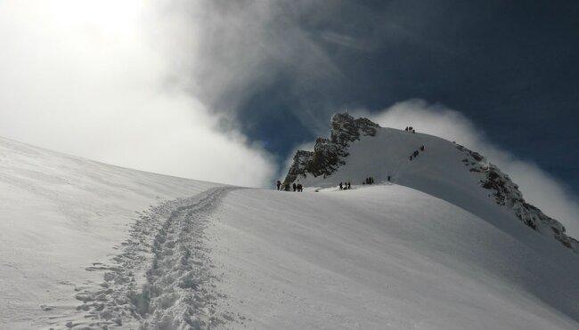 Hochtouren am Gran Paradiso & Monte Rosa: Acht 4000er in einer Woche