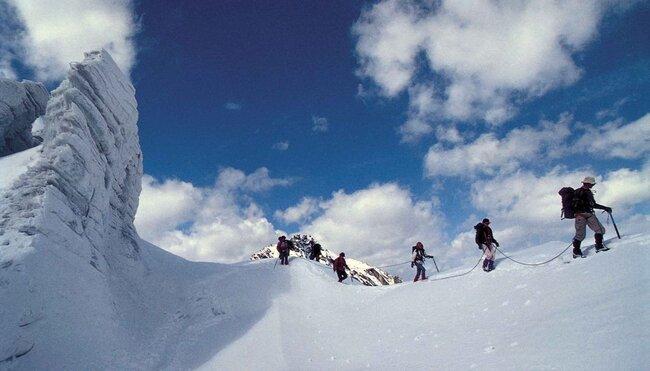 Durchquerung Hohe Tauern und Besteigung Großglockner (3.798 m)