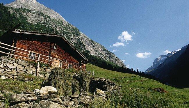 Ötztaler Alpen - Obergurgl