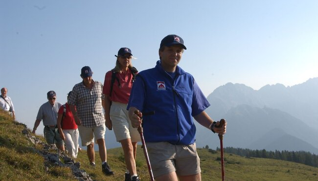 Almwandern - Mieminger Plateau
