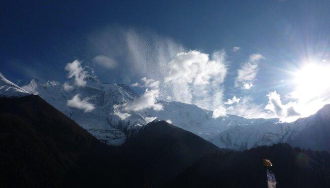 Nepal Annapurna - auf unbekannten Pfaden erwandern