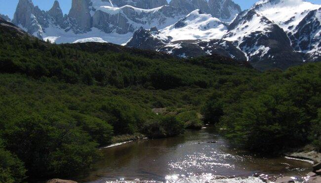 Nationalparks in Patagonien
