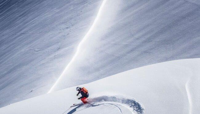 Kombinierter Tiefschnee- und Skitourenkurs in den Stubaier Alpen