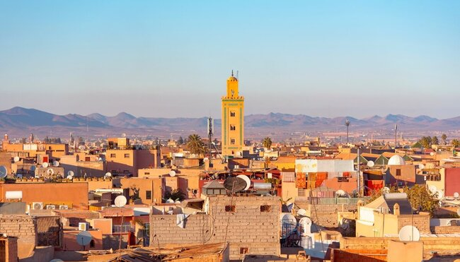 Auf den höchsten Berg Marokkos -  Djebel Toubkal