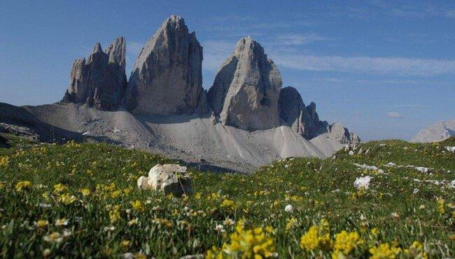 Sextener Dolomiten für Singles und Alleinreisende