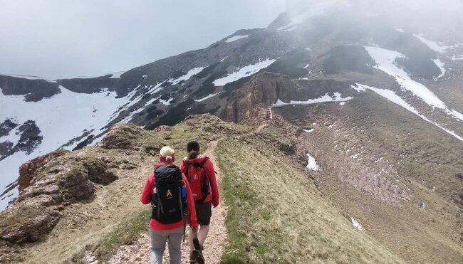 Alpenüberquerung von Garmisch zum Gardasee