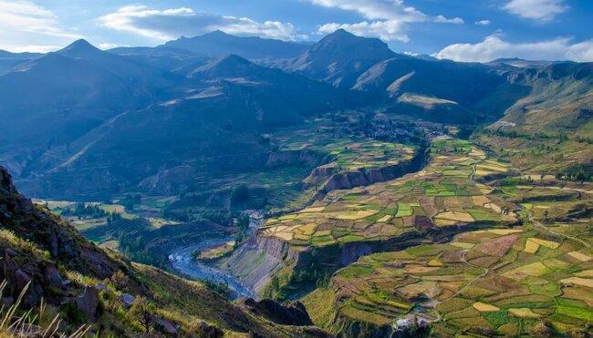 Perus Highlights erleben